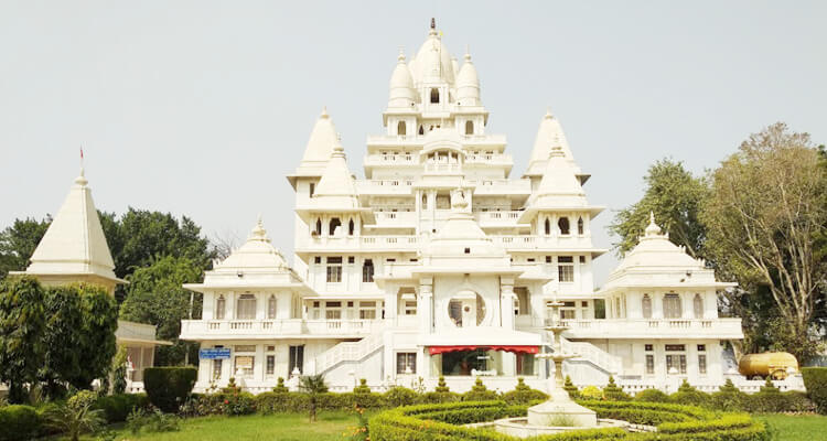 Pagal Baba Temple Vrindavan Timings History Entry Fee Images